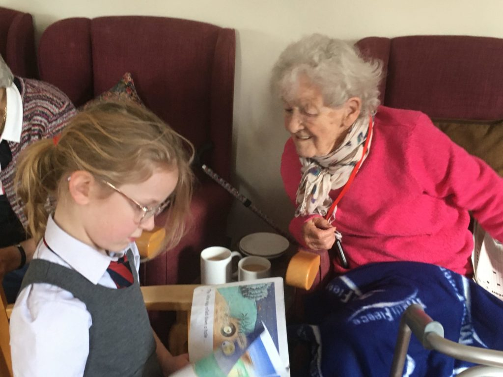 Reading in the Community – Yr.1