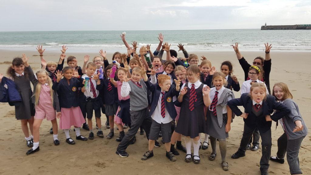 Class 5 Beach Maths
