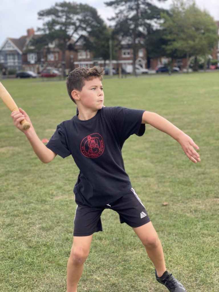 Rounders at Radnor Park