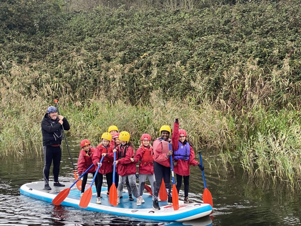 Yr.5 Watersports Afternoon