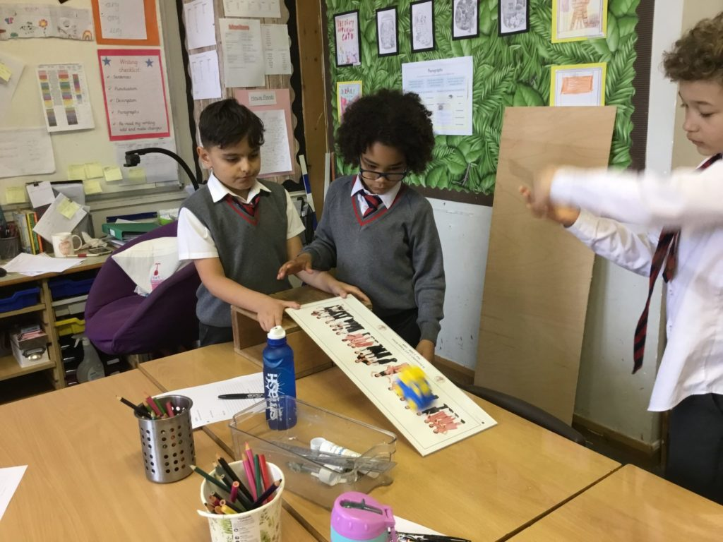 Investigating forces in Class 3