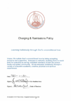 Charging & Remissions Policy 2020