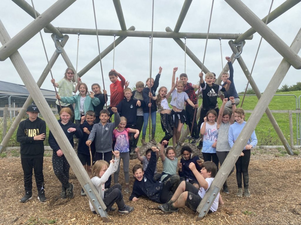 Year 6 Trip to Betteshanger Park!