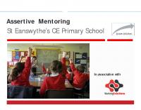 Assertive Mentoring Parent Presentation