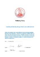 Wellbeing Policy January 2020