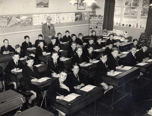 Top class of 1961.